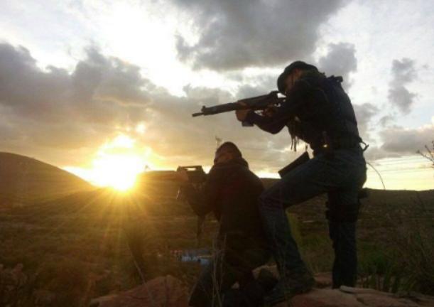 """""""Zetas vieja escuela"""" intentan infiltrase a Piedras Negras del CDN de la familia Treviño Morales pero caen en el intento capturando a 10 sicarios"""