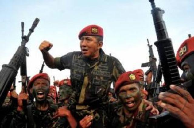 Parah, Prabowo Sebut Ahoker Pribumi Sampah