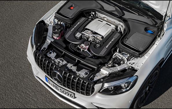 2018 Mercedes-Benz CLA200 Sedan Engine