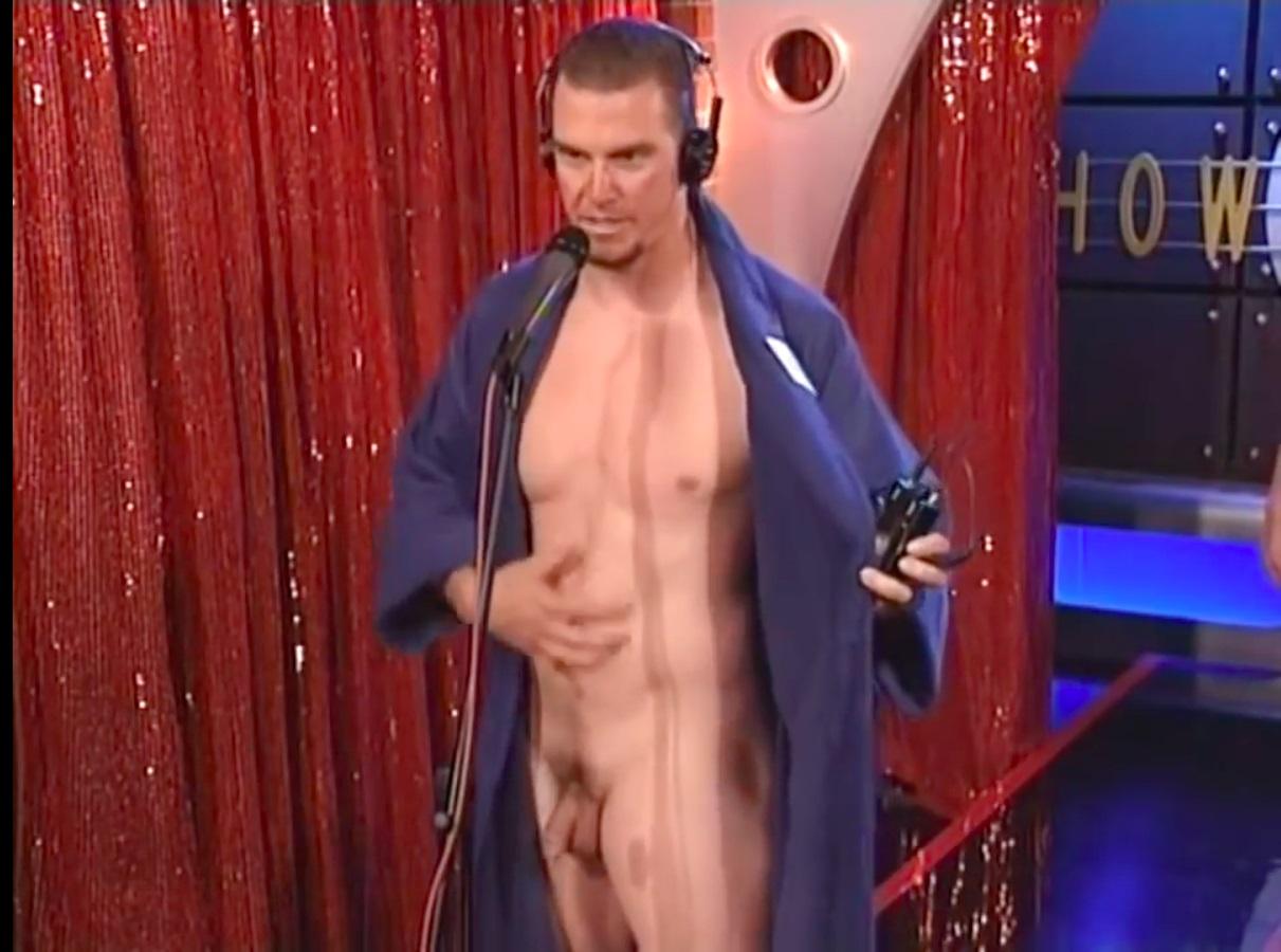 Adult Anthro Naked Men On Howard Stern