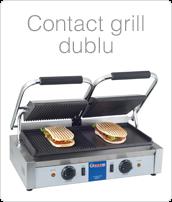 Contact Grill, Model Dublu, Contact Grill Pret, Utilaje Fast Food