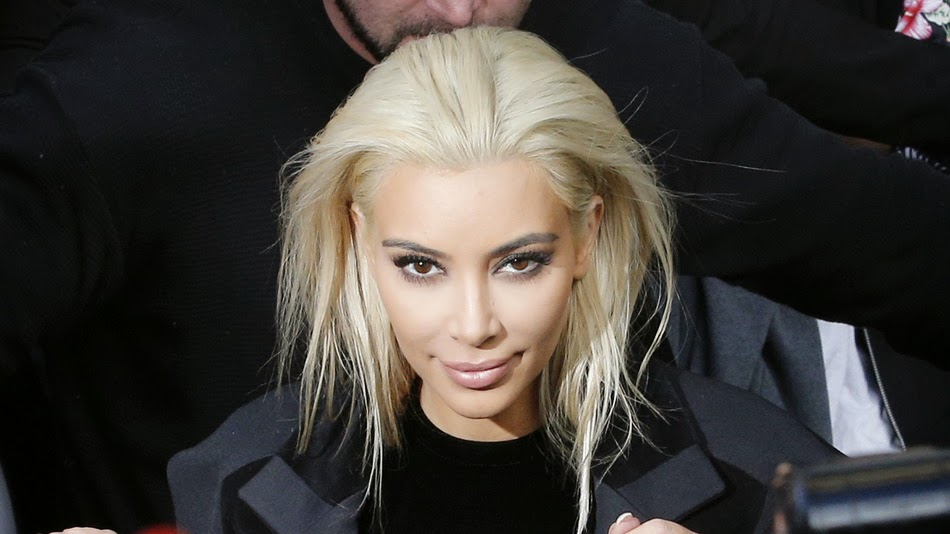 Kim Kardashian irmã há muito perdida de Draco Malfoy!