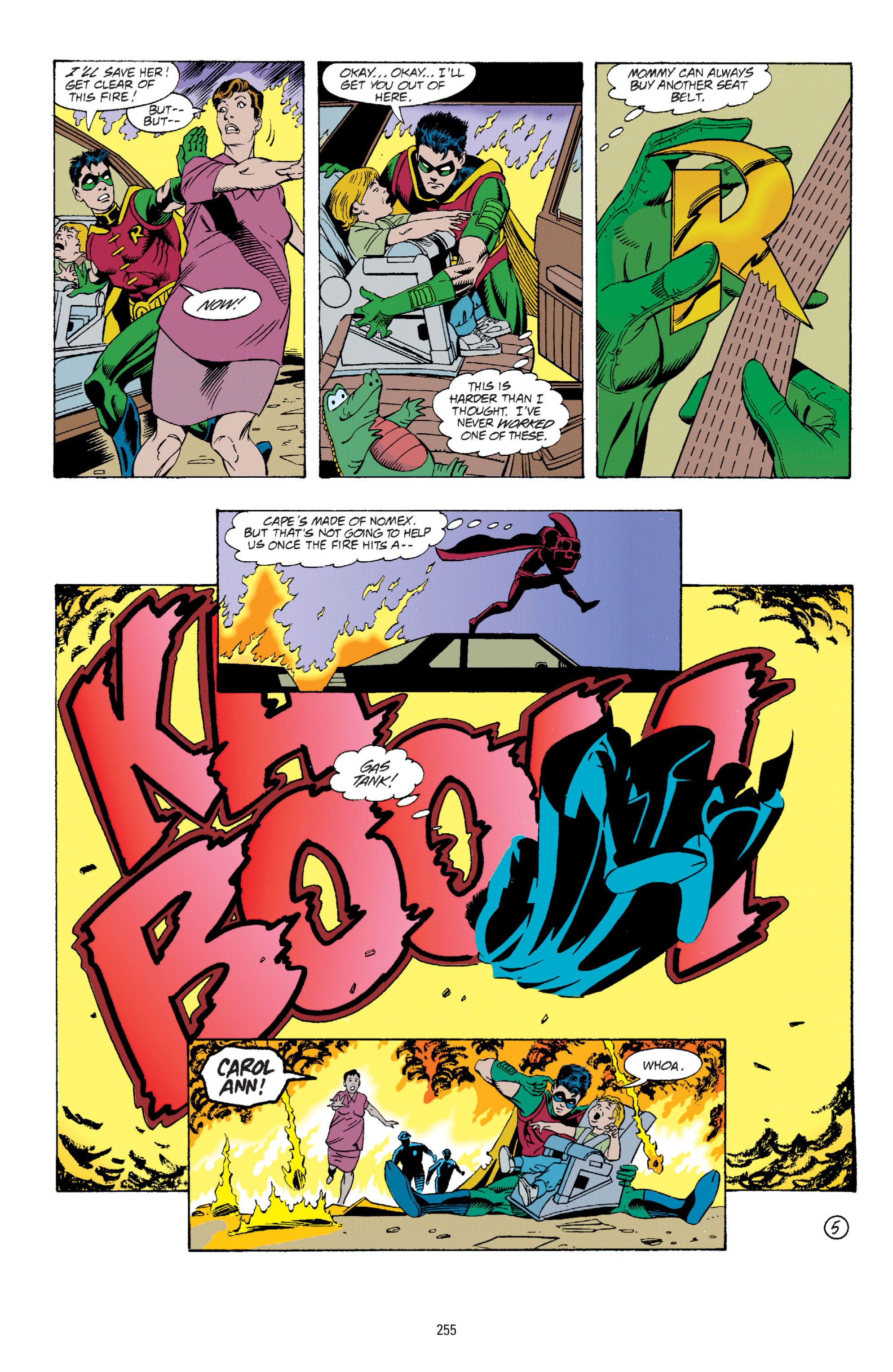Detective Comics (1937) 677 Page 4