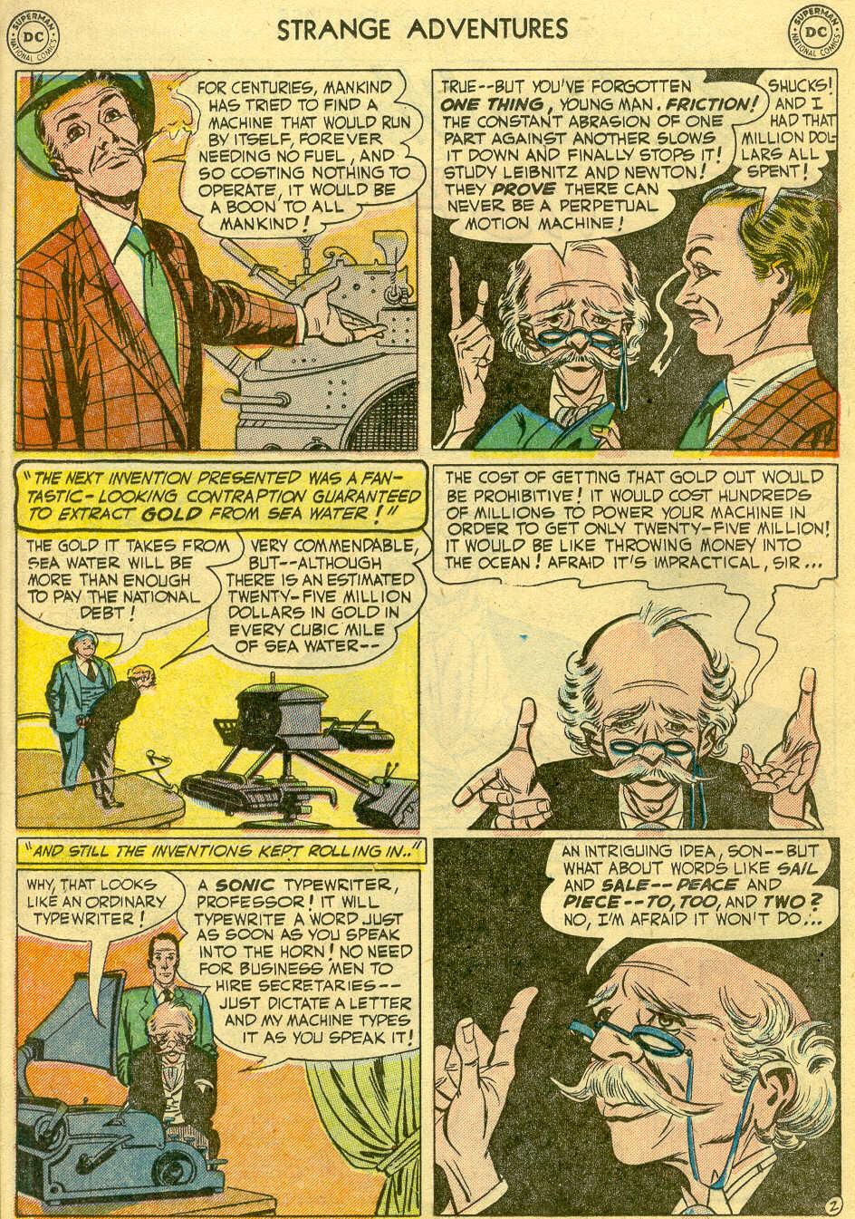 Strange Adventures (1950) issue 13 - Page 26