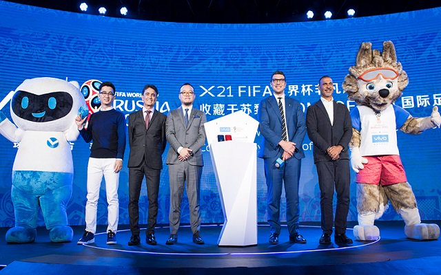 """Vivo Announces 2018 FIFA WORLD CUP RUSSIA™ Campaign,""""MY TIME, MY FIFA WORLD CUP"""""""