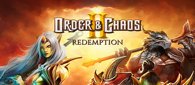 Download Order & Chaos 2 Redemption v1.7.0q Apk Data Terbaru