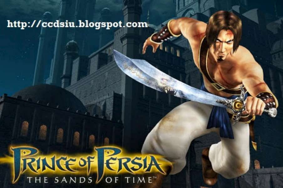 Download Prince Of Persia Sands Of Time 100 Completed Saved Games