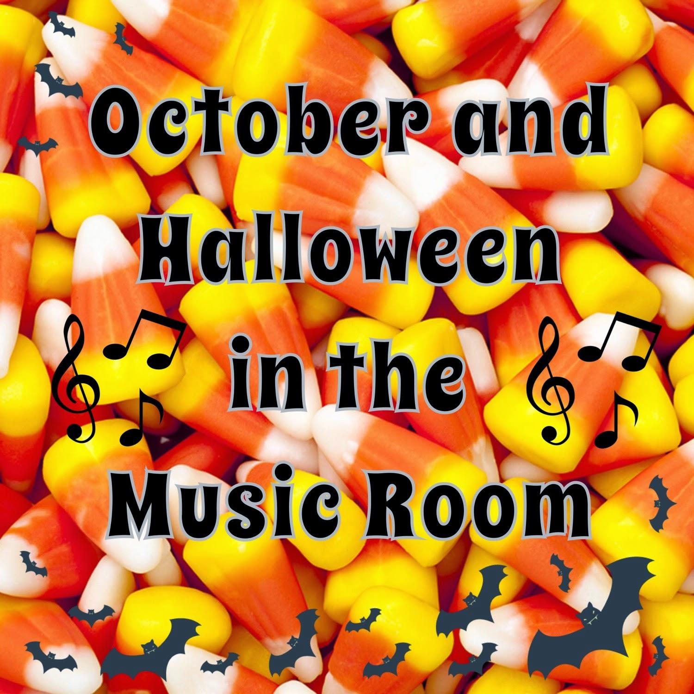 Learn Me Music Halloween Music Class Activities