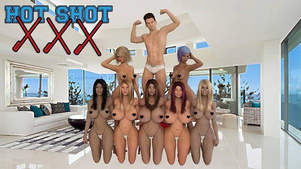 Hot Shot XXX [v0.3A] Atomi Kitten