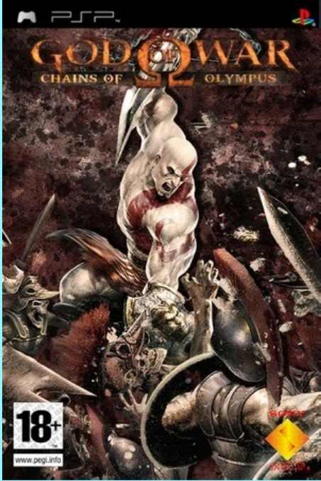 God Of War Chains Of Olympus [PSP]