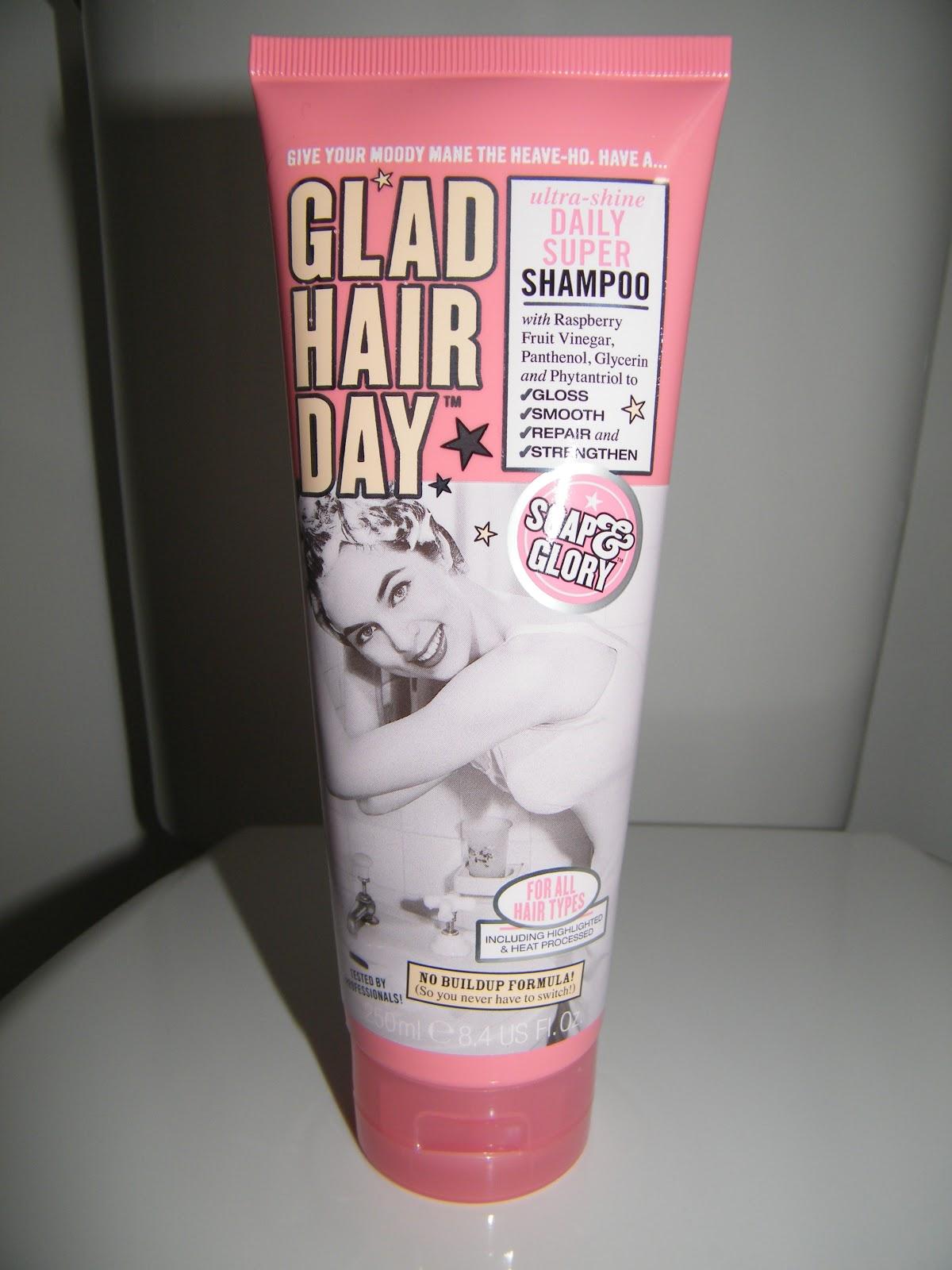 Soap and Glory Glad Hair Day Shampoo