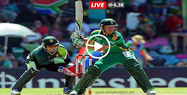 PAK Vs SA 2019 Live Streaming 2nd ODI Series Live Cricket Score, South Africa Vs Pakistan Live