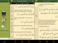 Al'Quran Bahasa Indonesia, Membaca Al-Qur'an Digital Gratis Dengan HP