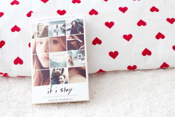 If I Stay Gayle Forman book review