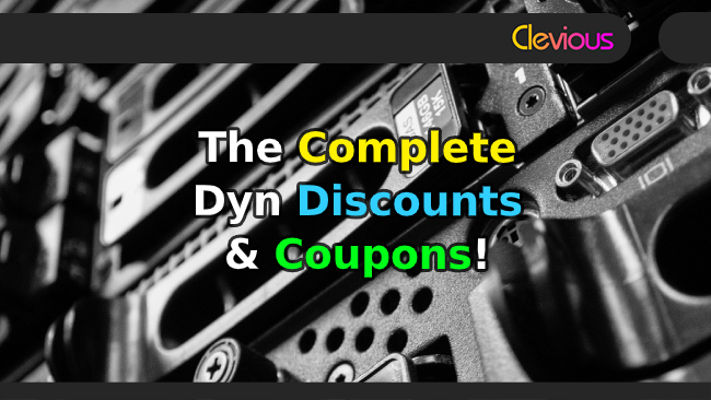 The Complete Dyn Discounts & Coupons! - Clevious