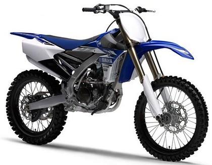 Harga Yamaha YZ250F