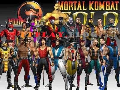 mortal kombat 4 free download full version