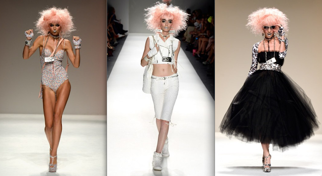 6049ef3375a6 All in all, Betsey Johnson's Spring/Summer 2014 RTW collection was  whimsical, girly, funky, fun and of course fashionable. Want to watch the  runway show as ...