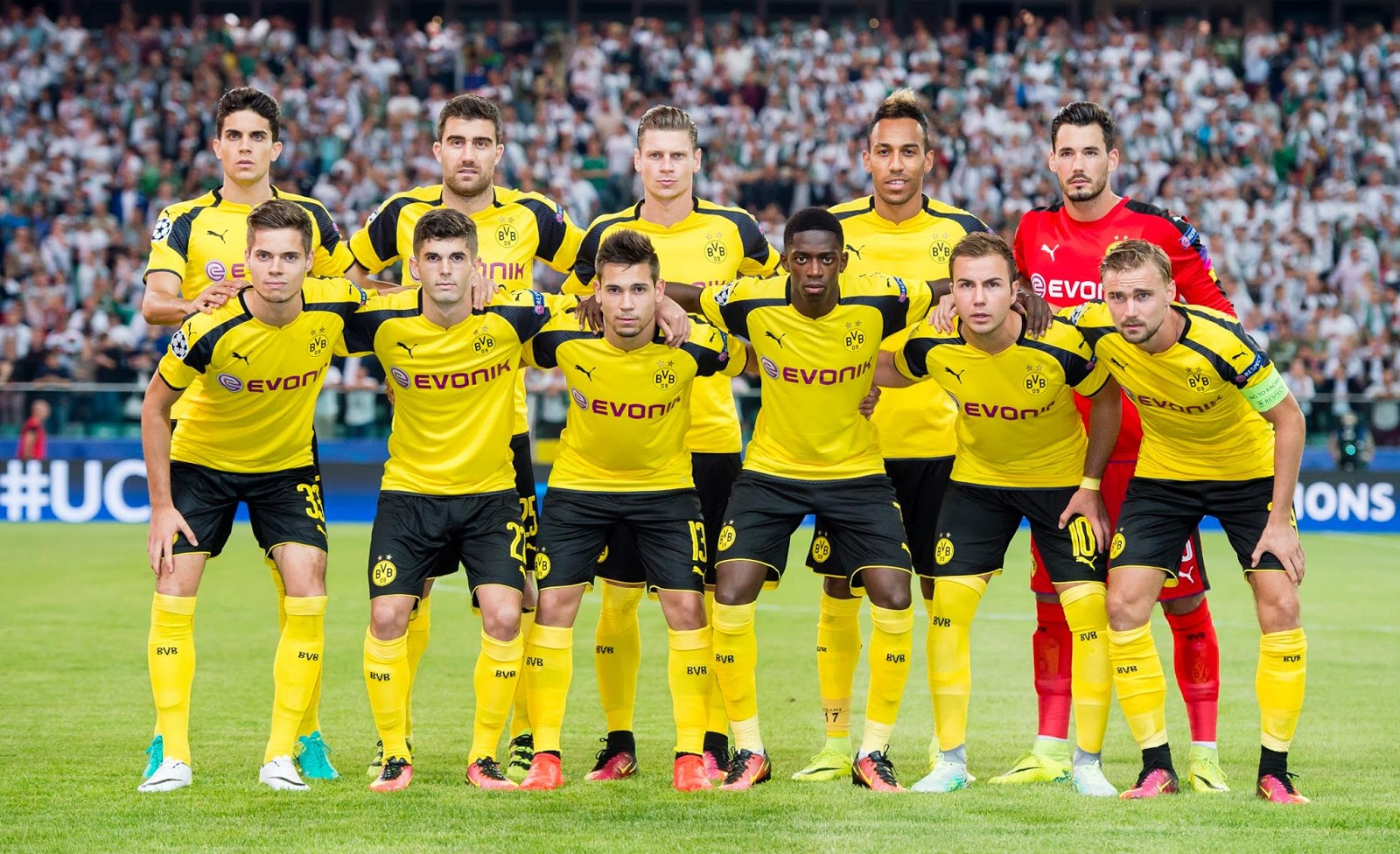 Dortmund Champions League Гјbertragung