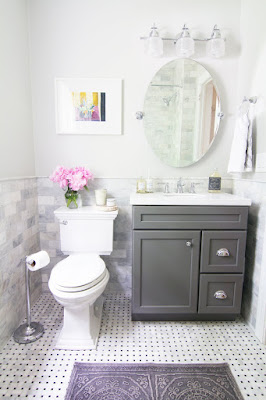 Small Bathroom Decorating Ideas