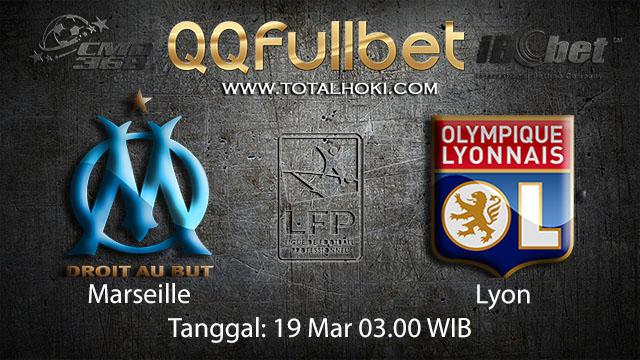 BOLA88 - PREDIKSI TARUHAN BOLA MARSEILLE VS LYON 19 MARET 2018 ( FRENCH LIGUE 1 )