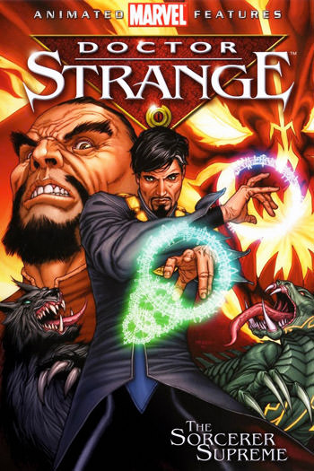 Doctor Strange 2007 Dual Audio