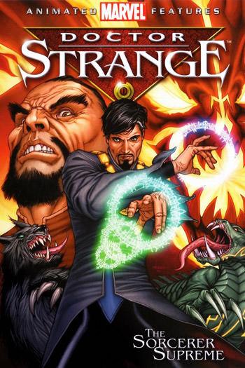Doctor Strange 2007 Dual Audio