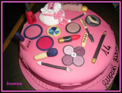 Makeup Cake Ideas
