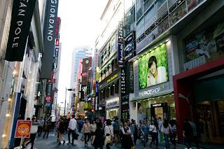 Myeongdong - Corea