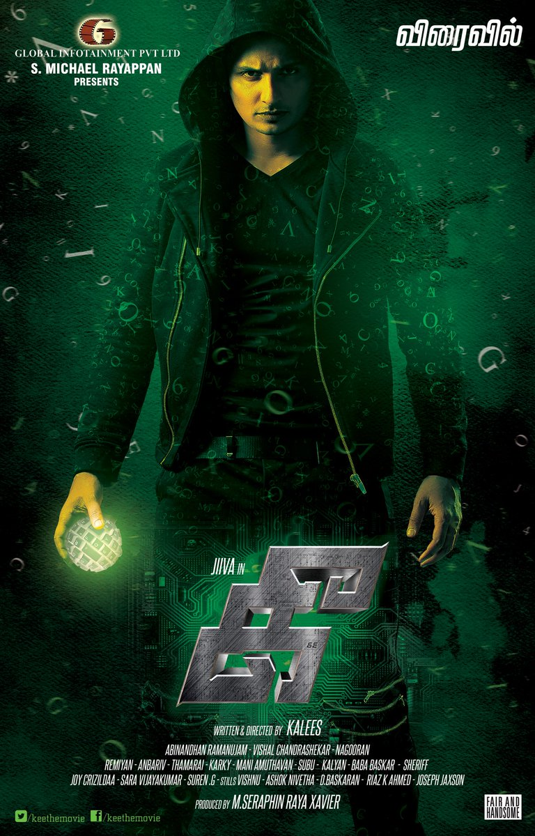 Kee Movie First look Motion Poster