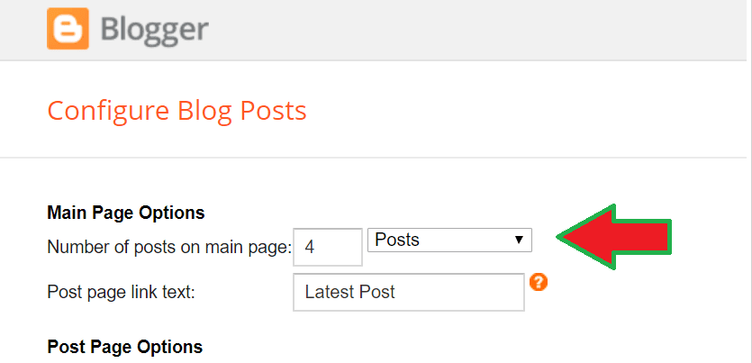 make blog lod faster