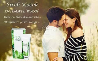 SIREH KOCOK INTIMATE WASH