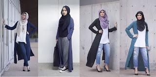 Cara Memakai Model Baju Cardigan Untuk Tampil Trendy