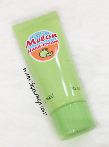 Apieu Hand Cream Melon