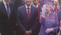 Informasi Simbol: Sosialisasi dajjal dari Ratu Inggris