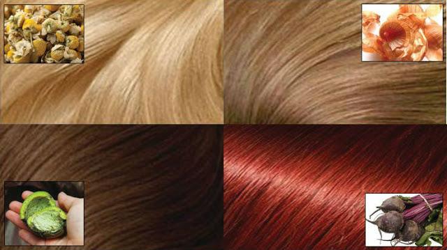 Cara Membuat Pewarna Rambut Alami