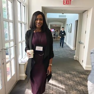 Photos: Chika Ike attends Harvard business school