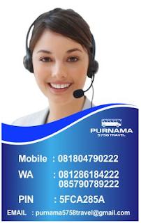Contact Travel Jakarta