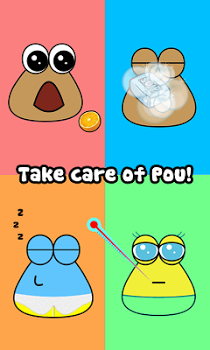 Pou Mod Apk Unlimited Money v1.4.73