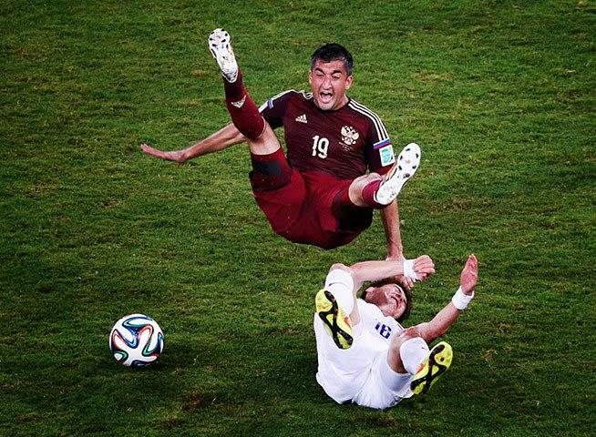 Ảnh đẹp World Cup Braxin 2014