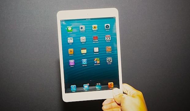 Apple deixou de vender a primeira geração do iPad mini!