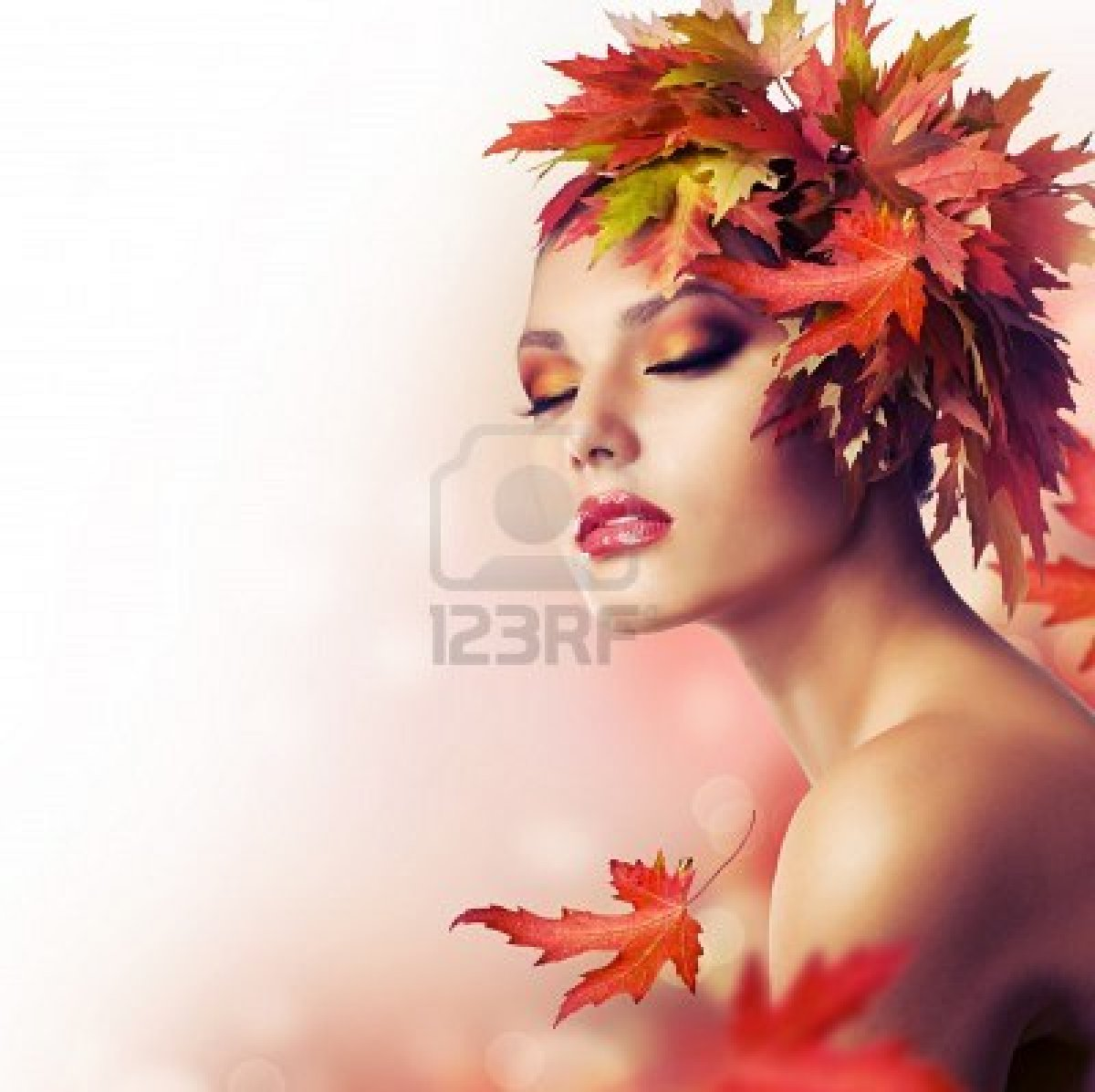 Beauty 2 Fashion: Girly Girls: Herfst Make-up Inspiratie