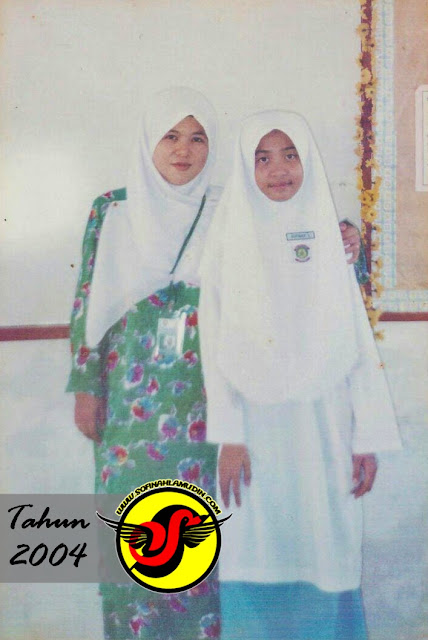 1 Foto 1 Cerita : Selepas 13 Tahun Kita Jumpa Lagi - Sofinah Lamudin