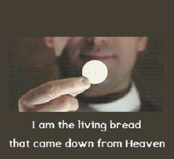 AUDIO GOSPEL OF JOHN, CHAPTER 6 - I AM THE BREAD THAT CAME DOWN FROM HEAVEN; I AM THE BREAD OF LIFE