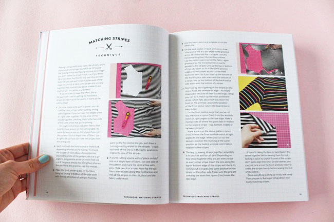 Stretch! Make Yourself Comfortable Sewing with Knit Fabrics - Tilly and the Buttons