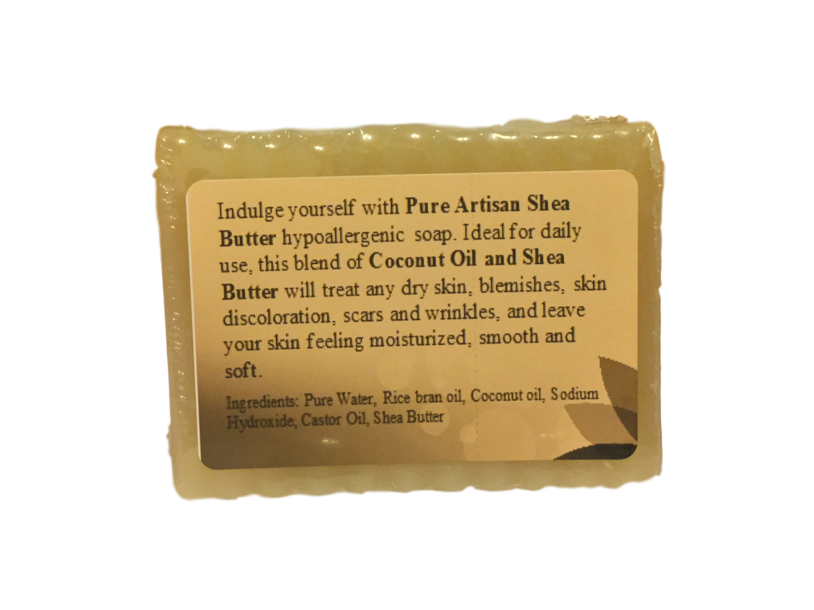 09dce0726c7b Simple Savings  Pure Artisan Shea Butter All Natural Soap Bar Review