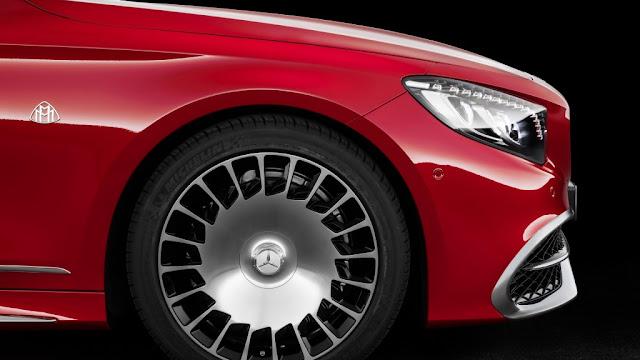 Mercedes Maybach S650 Cabriolet - Con nuevas ruedas de 20 pulgadas