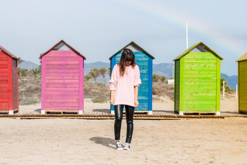 Pink Sweater Pimkie