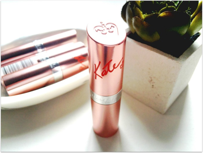 t  Rimmel London Lasting Finish by Kate 15 Year Collection: Lipstick Review, Pics, Swatches