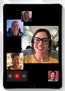 Iso 12 group face time